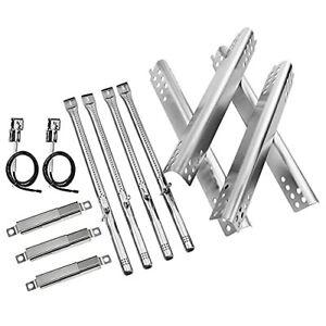 Grill Parts Kit for Charbroil Advantage Series 4 Burner 463240015 463240115 46
