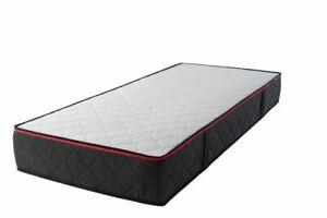 7-Zonen Taschenfederkern-Matratze mit Gel-Schaum Auflage für Boxspring-Betten