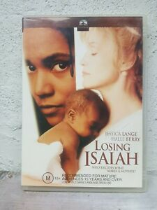 Losing Isaiah DVD - 1995 ADOPTION CUSTODY BATTLE MOVIE Jessica Lange Halle Berry