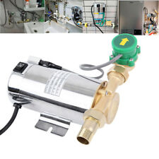 90W Electric Automatic Home Shower Washing Machine Water Booster Pump