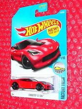 2017 Hot Wheels  Corvette C7 Z06 #20 Factory Fresh DVB41-D9B0K  K case
