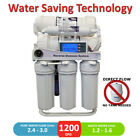 400/600/800/1200 GPD  Reverse Osmosis System - LCD Computer, Pumped, Stand photo