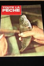 TOUTE LA PECHE N°19 1963 ILLUSTRE