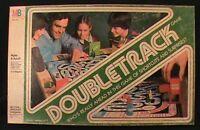 VINTAGE MILTON BRADLEY 1981 DOUBLE TRACK PARKER BROS COMPLETE BOARD GAME