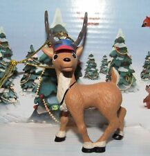 Rudolph the red-nosed reindeer Coach Comet Ornament