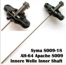 4x Innere Welle Inner Shaft S009-18 SYMA Apache S009