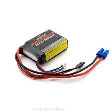 Spektrum 6.6V 2200mAh 2S LiFe Receiver Battery - SPMB2200LFRX