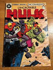 HULK #66 french comic français EDITIONS HERITAGE (1976)