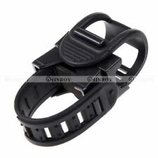 360° Rotation Bicycle Bike Flashlight Mount Holder Front Light Torch Clip Clamp
