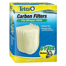 Whisper® EX Carbon Filter Replacement Cartridges - Medium [4 Pk]