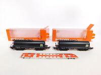 CJ3-0,5# 2x Primex/Märklin H0/AC 4587 Kesselwagen 005 1 324-2 BP DB sehr gut+OVP