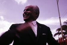 Original 35mm Slide 1960s Habib Ben Ali Bourguiba Tunisia First President