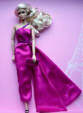 """12"""" Marilyn Monroe Barbie Pink Outfit Fashion Set~Fit Royalty~Silkstone"""