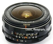 Asahi PENTAX Fish-eye-Takumar 1:4/17mm F4 Fisheye Lens M42 Screw FILM & DIGITAL