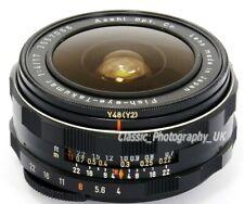 Asahi PENTAX Fish-eye-Takumar 1:4/17mm F4 Fisheye Lens M42 Screw FILM & DIGITAL