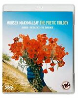 Mohsen Makhmalbaf: The Poetic Trilogy [Blu-ray] [DVD][Region 2]