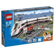 Retired and Rare LEGO City High-speed Passenger Train 60051 New And Sealed Box