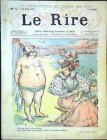 Le RIRE N° 41 du 17 Août 1895