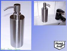 conception en acier inoxydable Distributeur de savon (affiné), 310ml