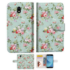 Royal Garden Wallet Case Cover for Samsung Galaxy J5 Prime- A023