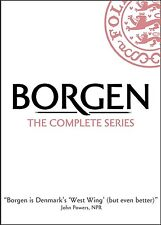 Borgen Complete Series DVD Set First Second Third Season 1 2 3 Show Collection R