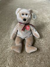 1999 Signature TY Beanie Baby Bear - Pristine Condition