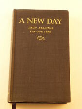 A New Day by D.M. Prescott second impression 1960