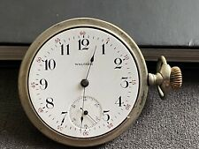 1900 Grade 610 Parts Repair Works Antique Waltham Pocket Watch Model 1899 Year