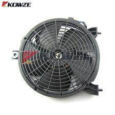 Air Condition Condenser Fan Motor & Shroud for Mitsubishi Pajero Sport L200