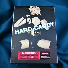 MADONNA SEALED HARD CANDY CD BOX SET LIMITED EDITION W Promo Hype 4 MINUTES 2008