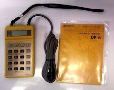 Topcon DK-5 Data Entry Keyboard Surveying System