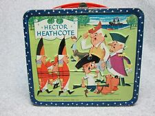 1964 HECTOR HEATHCOTE Tv LUNCHBOX Terrytoons Animated Cartoon  High-Grade C#8.5