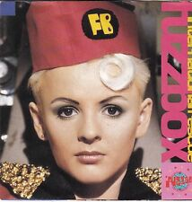 "FUZZBOX - INTERNATIONAL RESCUE - 7"" 45 PICTURE COVER RECORD -"