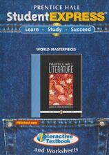 Prentice Hall Literature: World Masterpieces: StudentExpress PC MAC CD full text