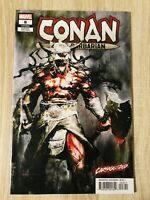 Conan the Barbarian #8 Sienkiewicz Carnage-ized Variant Marvel NM Comic Book