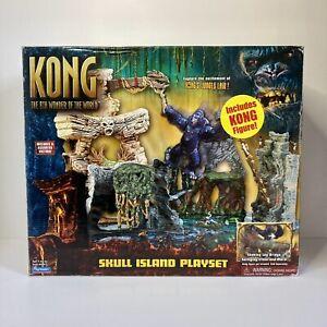 Kong 8th Wonder of The World Skull Island Playset Playmates 66047