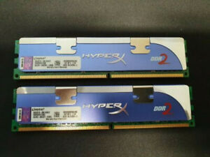 Kingston HyperX DDR2 Kit 8 GB (2x4) KHX8500D2K2/4G