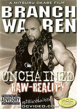 UNCHAINED RAW REALITY BODYBUILDING (Branch Warren) - DVD - Region Free
