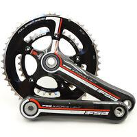 FSA K-Force Light BBright Carbon Road Bike Crankset 50/34 10 Speed 175mm// Black