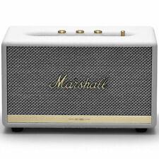 Marshall Acton II 50W Wireless Bluetooth Home Speaker - White