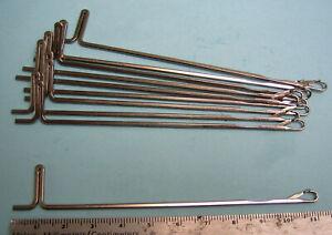 10 Needles for Singer/SiverReed LK150/LK360 knitting machine