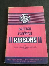 british and foreign ribbons . 1942