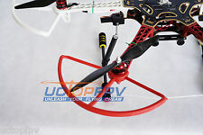 4x Snap on/off Quick Release Propeller Protector Guards for DJI Flamewheel F450