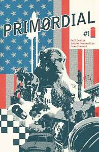 Primordial # 1 Cover A NM Sorrentino Image Comics Pre Sale Sept 15 2021