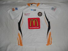 BUNGENDORE TIGERS SPONSORED JERSEY XL