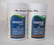Alarsin BANGSHIL 100 Tab X 2 + Alarsin FORTEGE 100 Tab X 2 , 1 Month Supply