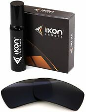 Polarized IKON Replacement Lenses For Oakley Gascan S SMALL Sunglasses Black