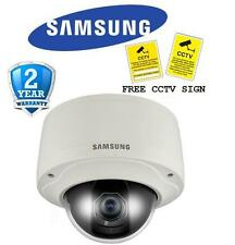 "BR Samsung SCV-2080P 1/3"" Super High Resolution 600TVL Day/Night Camera CCTV"