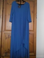 join clothes med 10/12/14/ indigo blue dress