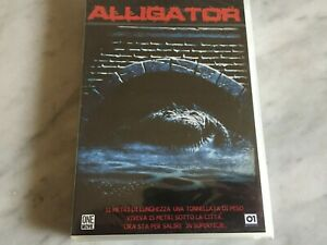 "DVD ""ALLIGATOR"" SIGILLATO NUOVO 01 DISTRIBUTION ITALIA"